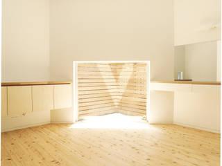 Bedroom by 一級建築士事務所 艸の枕, Minimalist