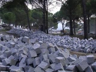 BAZALT KÜPTAŞ Garden