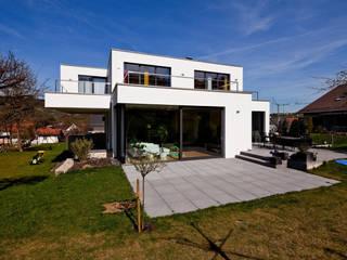 Casas de estilo  por brügel_eickholt architekten gmbh