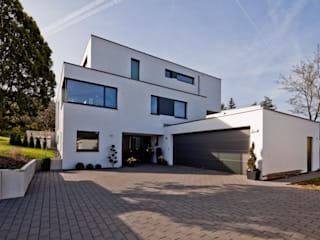 Nowoczesne domy od brügel_eickholt architekten gmbh Nowoczesny