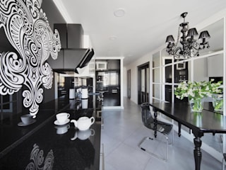 Modern style kitchen by Студия дизайна интерьера 'Градиз' Modern