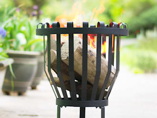 Firebaskets La Hacienda Garden Fire pits & barbecues