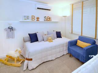 Coutinho+Vilela Modern nursery/kids room