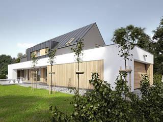 Modern home by Konrad Idaszewski Architekt Modern