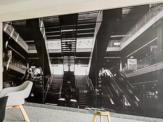 KANTON BERN Moderne Bürogebäude von RADIUS Innenarchitektur Modern