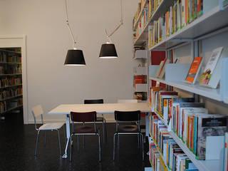 alliance sud, Bern:  Bürogebäude von RADIUS Innenarchitektur