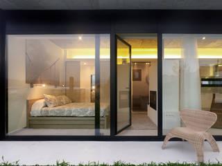 Casas de estilo  por Nan Arquitectos