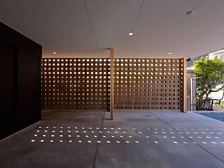 behavior: Y.Architectural Designが手掛けた壁です。