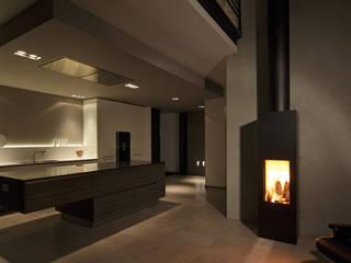 wirges-klein architekten Cucina moderna
