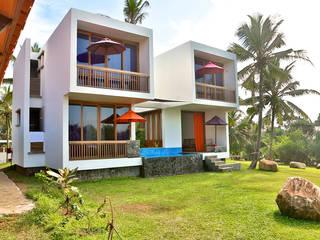 Underneath the Mangotree Ayurveda Spa Resort Moderne Hotels von snugdesign Modern