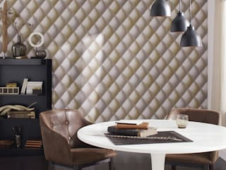 Coleccion Move Your Wall: Paredes de estilo  de Disbar Papeles Pintados