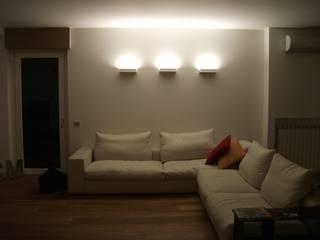 Illuminazione è architettura di macioce -tamborini Architetti Associati Moderno