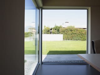 Cửa sổ theo DomusGaia, Tối giản