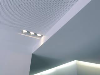 Deckenlicht:  Praxen von Grau Design