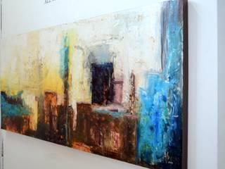 Galeria Ivan Guaderrama Salas de estar ecléticas