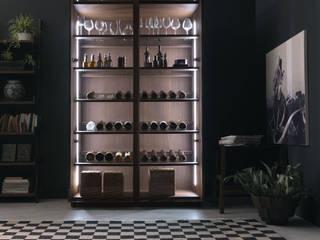 ARTS & CRAFT by PEDINI     ARTE CUCINE: Cocinas de estilo  por ARTE CUCINE/ PEDINI SAN ANGEL