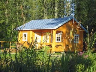 Casas de estilo clásico de Gartenhaus2000 GmbH Clásico
