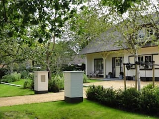 Jardin classique par Buro Ruimte & Groen Classique