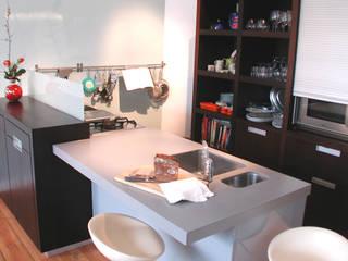 Küche: moderne Küche von Grau Design