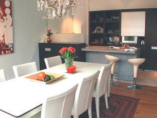 Essen und Kochen: moderne Esszimmer von Grau Design