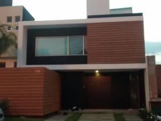 Rumah Minimalis Oleh Grupo Boes Minimalis
