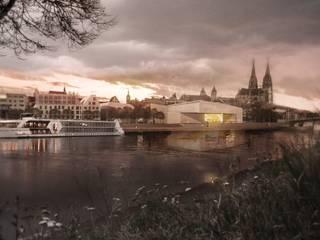 Museum der Bayerischen Geschichte Regensburg Minimalistische Museen von wörner traxler richter planungsgesellschaft mbh Minimalistisch