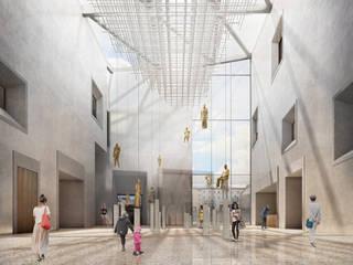 Museum der Bayerischen Geschichte Regensburg von wörner traxler richter planungsgesellschaft mbh Minimalistisch