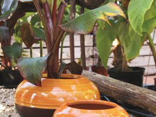 Nos collections Clair de Terre n°2 Poterie d'Albi JardinPots de fleurs & vases