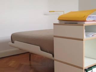 Stadtwohnung in Berlin von Katja Söchting interior design studio Minimalistisch