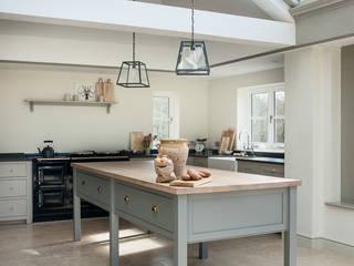 The West Sussex Kitchen by deVOL deVOL Kitchens Country style kitchen