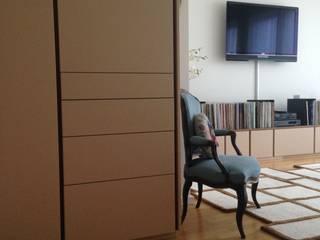 Wohnung in Berlin von Katja Söchting interior design studio Minimalistisch