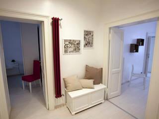 Pamela Tranquilli Hoteles de estilo minimalista Blanco