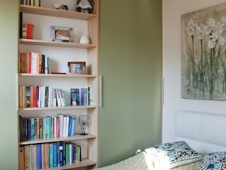 YNOX Architektura Wnętrz Dormitorios modernos