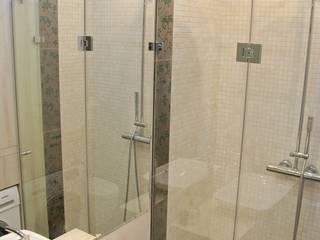 Bathroom by YNOX Architektura Wnętrz, Modern