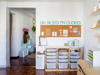 Oficinas de estilo mediterraneo por GLOBO ESTUDIO