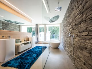 modern Bathroom by ARKITURA GmbH