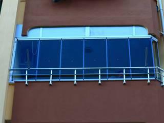 Cam Balkonlarımız Akdeniz Dekorasyon Modern Evler