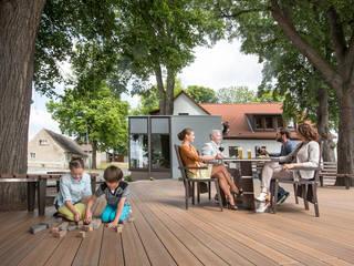 megawood - Das Terrassensystem Event Venue Modern