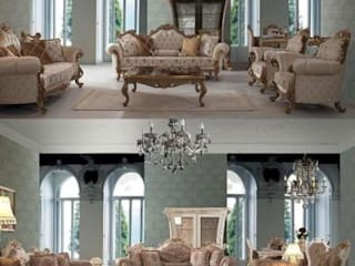 Living room by CESE HOME CONCEPT,