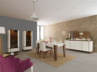 Dining room by CESE HOME CONCEPT,