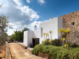 Ibiza House Mediterranean style houses by TG Studio Mediterranean