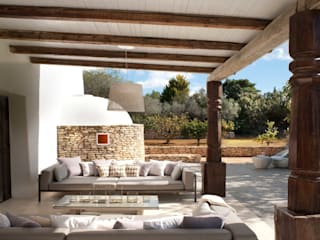 Ibiza House TG Studio Patios & Decks