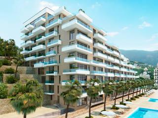 Hotel Modern Oleh AVIZ Modern