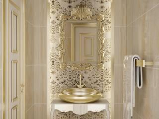 Sinar İç mimarlık Classic style bathroom