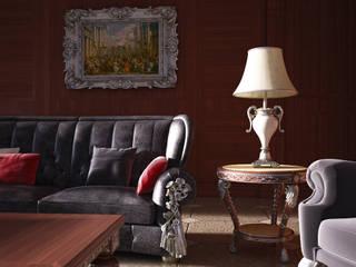 Catalogo Classico: Soggiorno in stile  di Walls 3D Vizualization