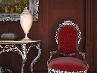 Catalogo Classico: Soggiorno in stile in stile Classico di Walls 3D Vizualization