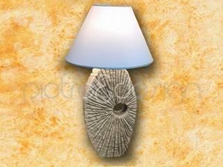 Lampada da tavolo Orientale:  in stile  di Pietre & Design