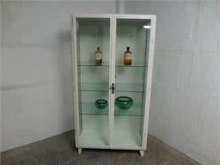 VINTAGE LARGE HOSPITAL MEDICINE CABINET:   by Retro Living