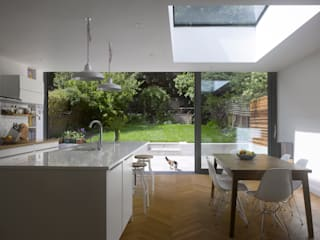 Redston Road Andrew Mulroy Architects Dapur Modern