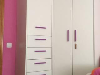 Habitación infantil. de Blanc-O Arquitectura de Interiores y Decoración Moderno